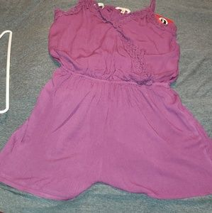 NWT Women's Cute  Romper